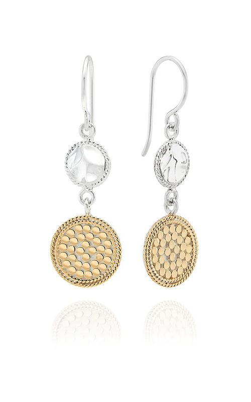 Anna Beck Hammered Earrings ER10054-TWT product image
