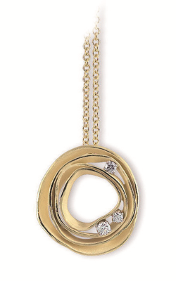 Anna Maria Cammilli Dune Necklace GPE0776X product image