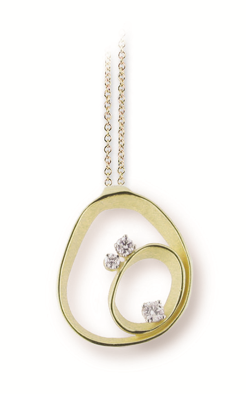 Anna Maria Cammilli Dune Necklace GPE1916X product image