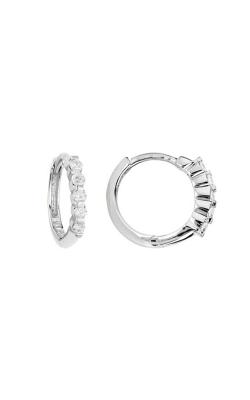 OPJ Silver Earrings GEJ31EW15WH product image