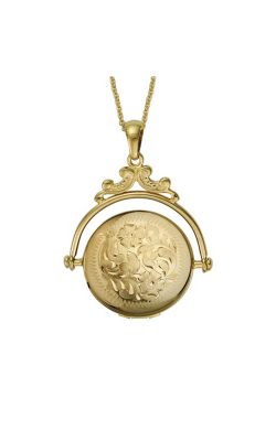 OPJ Silver Necklace GN219LOYRV product image