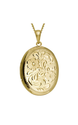OPJ Silver Necklace GN252LOYE product image