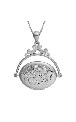 OPJ Silver Necklace SN246LORV product image
