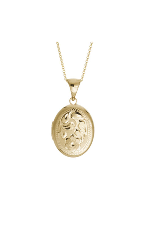 OPJ Silver Necklace GN200LOYE product image