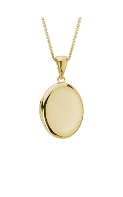 OPJ Silver Necklace GN200LOYP product image