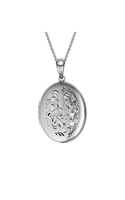 OPJ Silver Necklace GN246LOWE product image