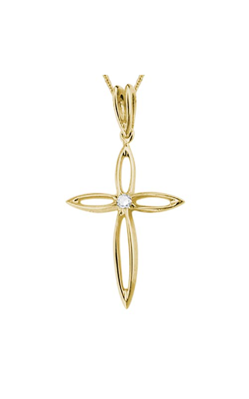 OPJ Silver Necklace GNA12TI03 product image