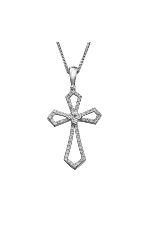 OPJ Silver Necklace GND21LT25WH product image