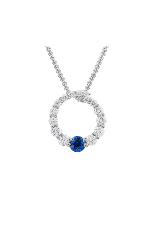 OPJ Silver Necklace GNG02LDW32BS product image