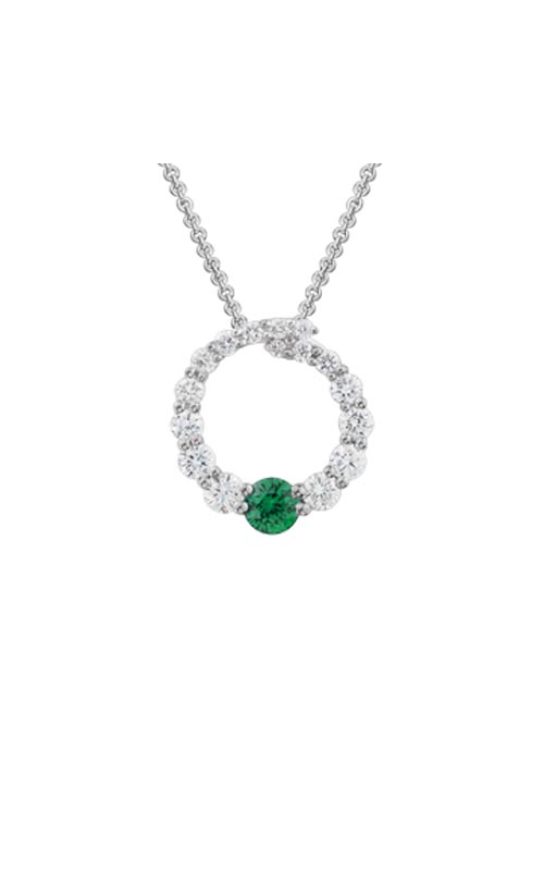 OPJ Silver Necklace GNG02LDW32EM product image