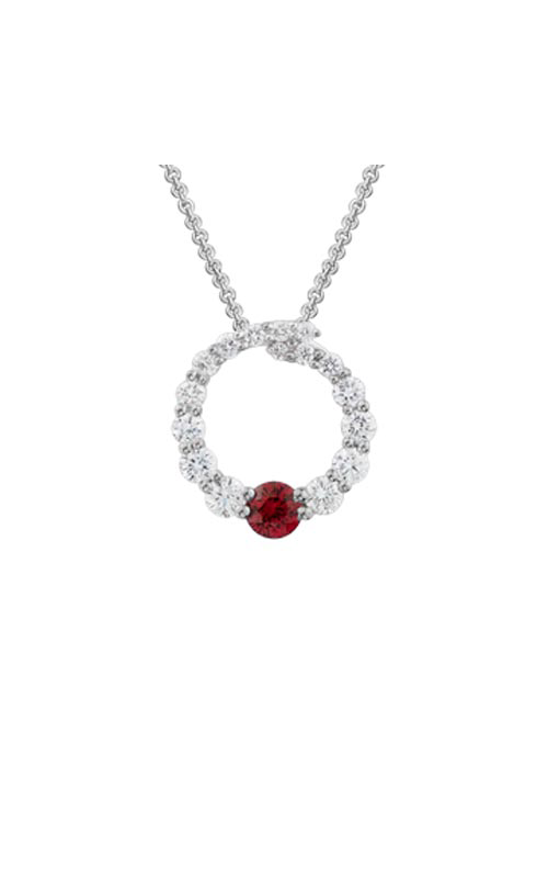 OPJ Silver Necklace GNG02LDW32RU product image