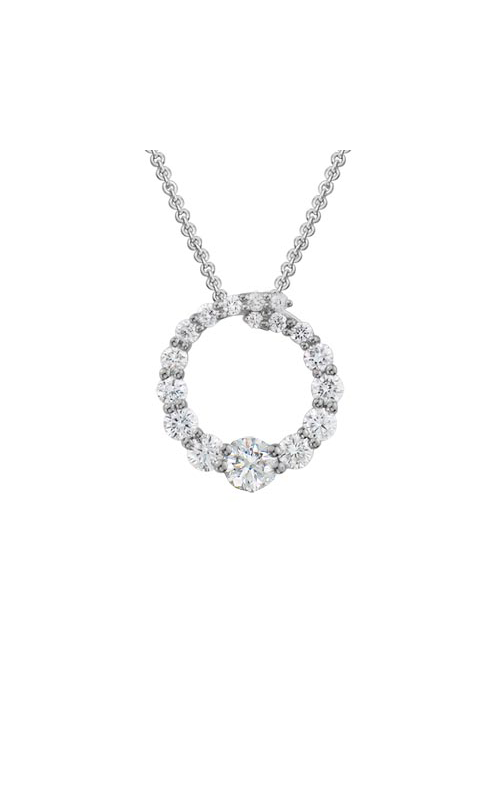 OPJ Silver Necklace GNG02LDW47 product image