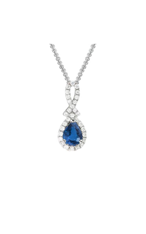 OPJ Silver Necklace GNG04LDW13BS product image