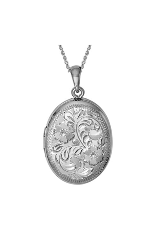 OPJ Silver Necklace SN201LOE product image