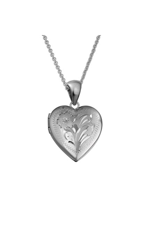 OPJ Silver Necklace SN211LOE product image