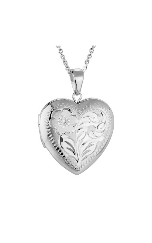 OPJ Silver Necklace SN212LOE product image