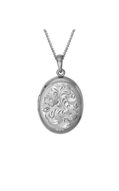 OPJ Silver Necklace SN246LOE product image