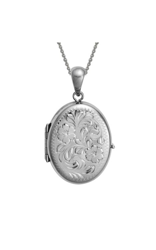 OPJ Silver Necklace SN249LOE product image