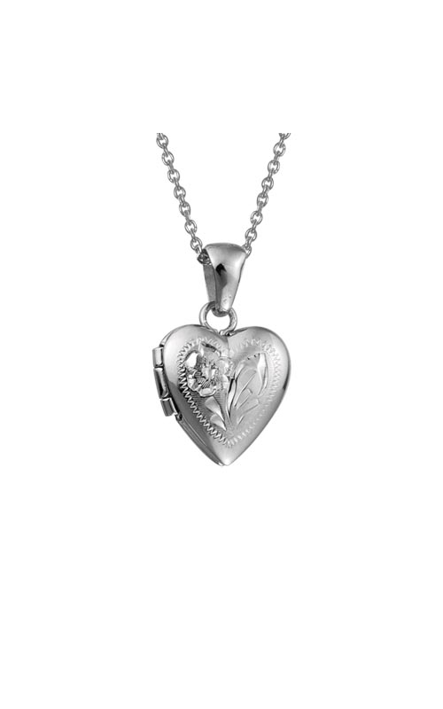 OPJ Silver Necklace SN256LOE product image