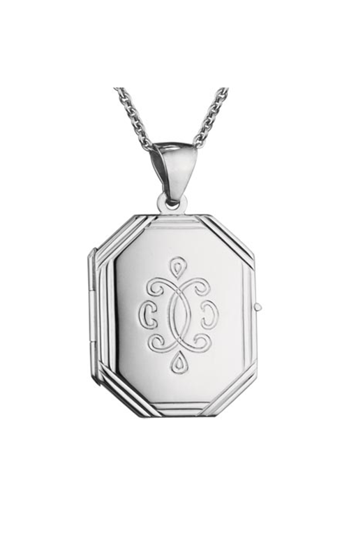 OPJ Silver Necklace SN600MN product image