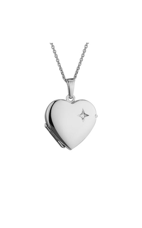 OPJ Silver Necklace SN601MN01 product image