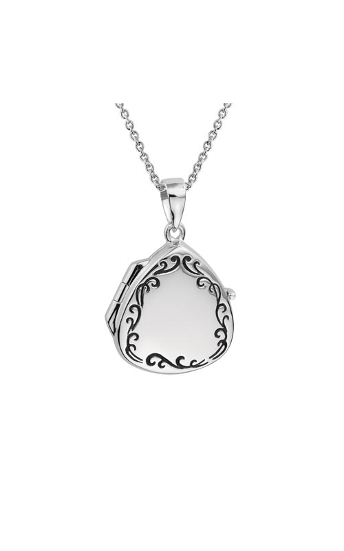OPJ Silver Necklace SN619YA product image
