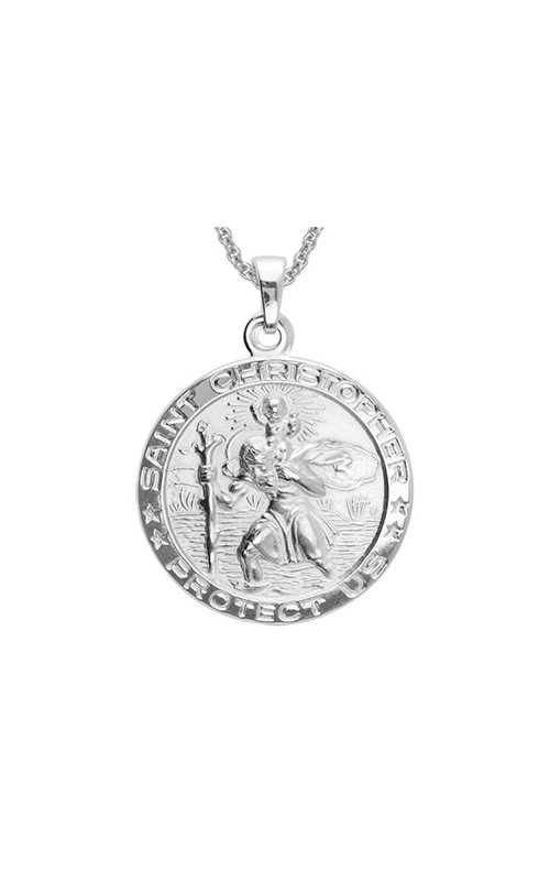 OPJ Silver Necklace SNH82MN product image