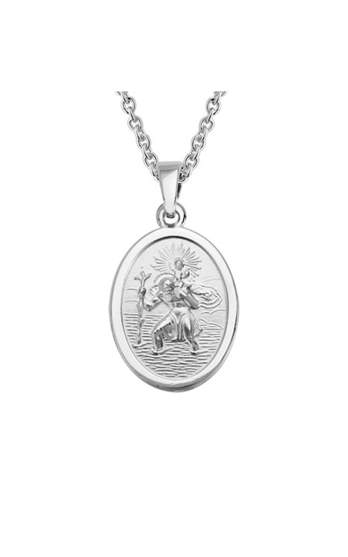 OPJ Silver Necklace SNH83MN product image