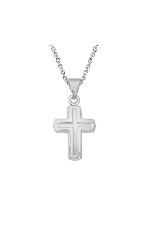 OPJ Silver Necklace SNJ37MN product image