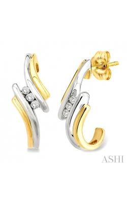 THREE STONE DIAMOND EARRINGS 63298DHTXERYG product image