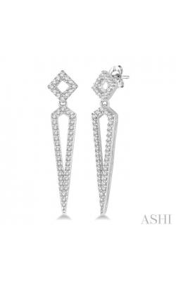 DIAMOND LONG EARRINGS 674D5DHFHERWG product image