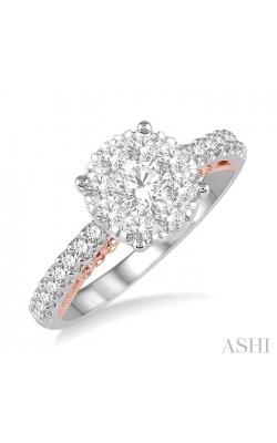 LOVEBRIGHT BRIDAL DIAMOND RING 122F1DHFVWP product image