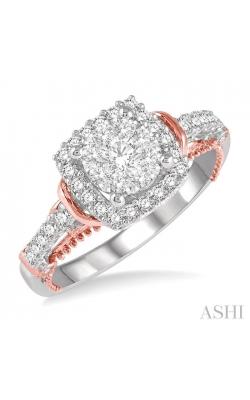 LOVEBRIGHT BRIDAL DIAMOND RING 137F3DHFVWP product image