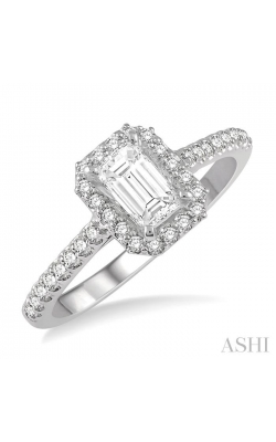 DIAMOND ENGAGEMENT RING 244G2DHFHWG-LE product image