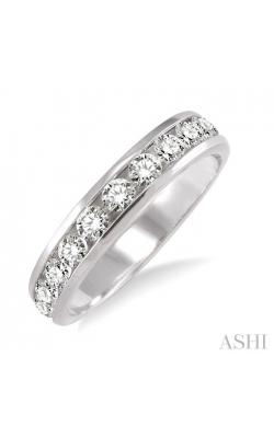 CHANNEL SET DIAMOND WEDDING BAND 30322DHFHWG product image