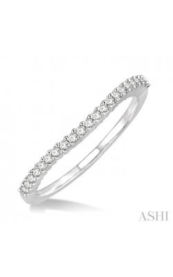 DIAMOND CURVED WEDDING BAND 32756DHFWWG product image