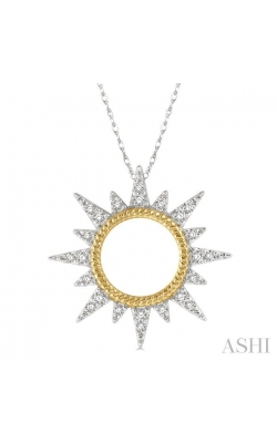 DIAMOND SUNRAYS PENDANT 90298DHTSPDWY product image