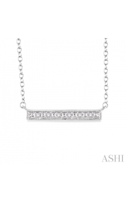 SILVER BAR DIAMOND PENDANT 86979DHSSSLPD product image