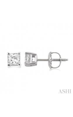 STUD DIAMOND EARRINGS 67773DHFHERWG product image