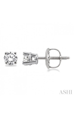 STUD DIAMOND EARRINGS 66346DHFHERWG product image