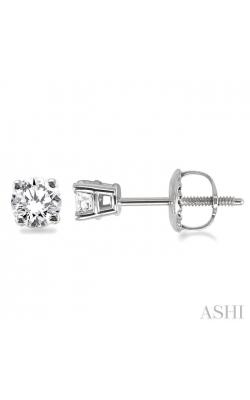 STUD DIAMOND EARRINGS 66373DHFHERWG product image