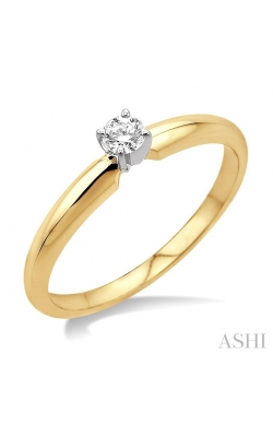SOLITAIRE DIAMOND RING 16118DHFR product image