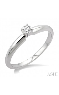 SOLITAIRE DIAMOND RING 16118DHFRW product image