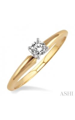 SOLITAIRE DIAMOND RING 16128DHFR product image