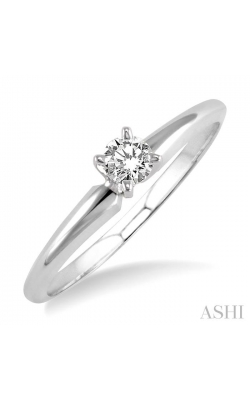 SOLITAIRE DIAMOND RING 16128DHFRW product image