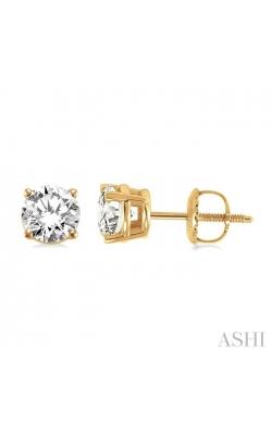 STUD DIAMOND EARRINGS 66391DHFHERYG product image
