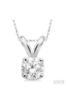 SOLITAIRE DIAMOND PENDANT 90137DHFNPDW product image