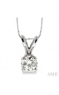 SOLITAIRE DIAMOND PENDANT 90146DHFNPDW product image