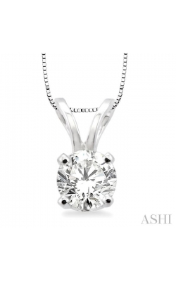 SOLITAIRE DIAMOND PENDANT 90155DHFNPDW product image