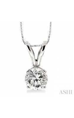 SOLITAIRE DIAMOND PENDANT 90173DHFNPDW product image